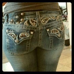 ❤Miss Me jeans size 30x31